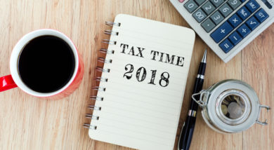 2018 Tax Rates and Brackets