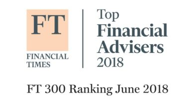Sand Hill Global Advisors Named to 2018 Financial Times 300 Top Registered Investment Advisers