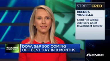 CIO Brenda Vingiello's November 29, 2018 Appearance on CNBC's Halftime Report