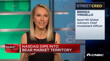CIO Brenda Vingiello Discussing the Fed and Corporate Valuations on CNBC's Halftime Report | December 20, 2018