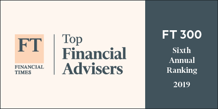 Sand Hill Global Advisors Named to 2019 Financial Times 300 Top Registered Investment Advisers
