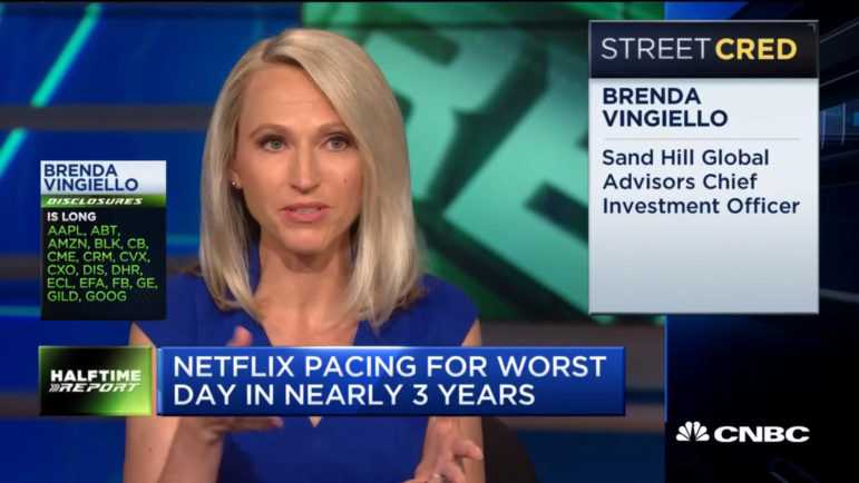 Netflix and Disney Discussion on CNBC's Halftime Report | July 18, 2019