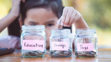 Financial Literacy for Children and Young Adults: Start Early and Talk Often
