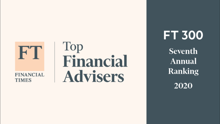 Sand Hill Global Advisors Named to 2020 Financial Times 300 Top Registered Investment Advisers