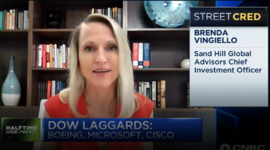 Technology Investments Amid the Pandemic on CNBC's Halftime Report | July 16, 2020