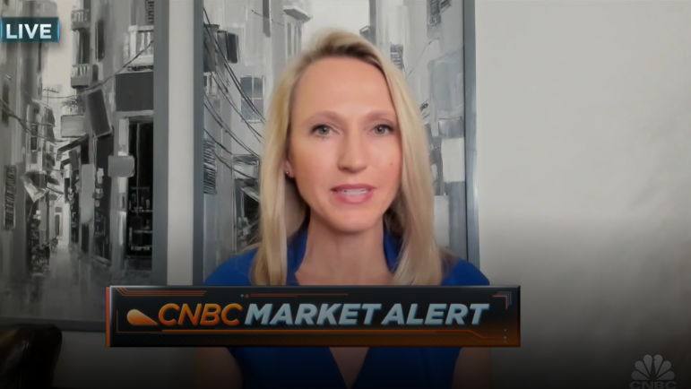 Discussing Cyclical and Value Sectors on CNBC's Squawk Box | December 28, 2020