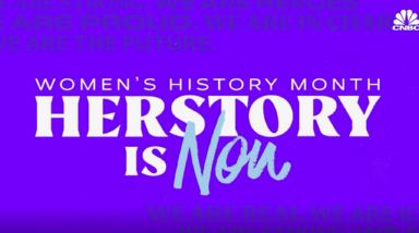 Women's History Month: CNBC Spotlights Sand Hill's Brenda Vingiello