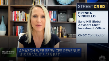 2021 Earnings Growth: Brenda Vingiello on CNBC's Halftime Report| April 30, 2021
