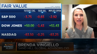 Why Stocks Remain Attractive in this Environment: Brenda Vingiello on CNBC Squawk Box | April 9, 2021